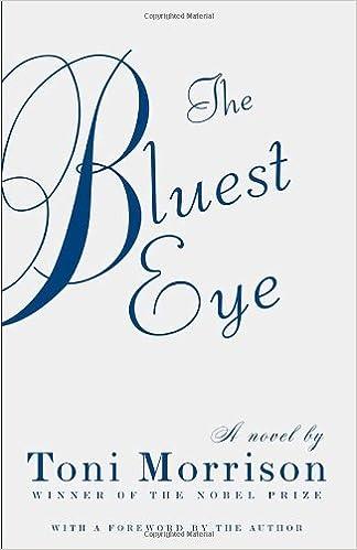 The Bluest Eye ISBN-13 9780307278449