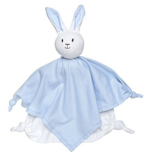 Under The Nile Bunny Blanket Friend, Blue