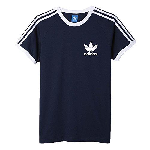 Adidas Sport Essentials Men's T-Shirt Navy Blue/White s18422