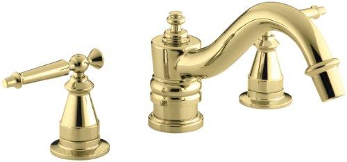 Kohler Antique Brass Faucet, Antique Brass Kohler Faucet
