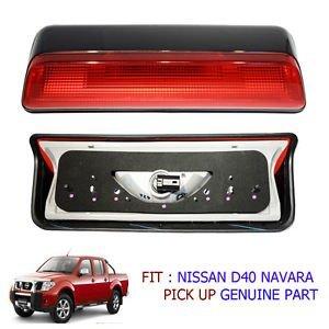 FIT NISSAN D40 Navara Third Brake Lamp Light Tailgate Genuine Part