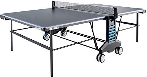 Kettler #SketchPong Indoor/Outdoor Table Tennis Table, 2-Player
