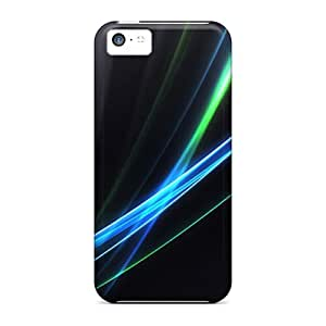 Durable Defender Case For Iphone 4 4s Tpu Cover(vista Theme)