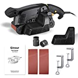 Ginour [ 2 in 1 ] Belt Sander and Bench Sander 5