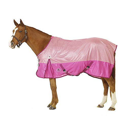 CENTAUR Super Fly Sheet 84 Raspberry/Fuchsia