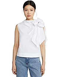 Women's Cotton Poplin Blouse