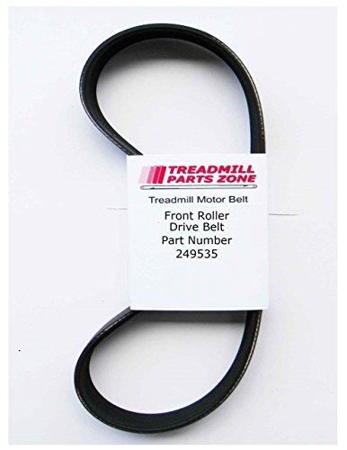 Model HRTL894061 HEALTHRIDER OUTLOOK Treadmill Motor Belt Part 249535 ()