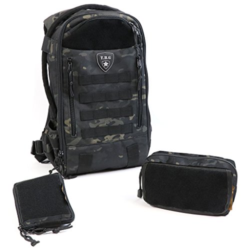Tactical Baby Gear Daypack 3 0 Tactical Diaper Bag Backpack Combo Set  Black Camo