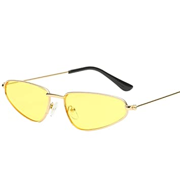 Nikgic Gafas de Sol polarizadas Gafas de Sol Retro Cat Eye ...