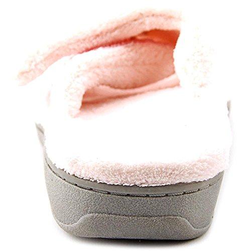 Women's Zebra Pink dark 5 Relax Orthaheel Slipper size Grey Light fq0ad