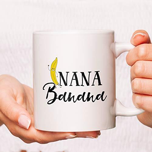 - Nana Banana Coffee Mug, Grandma Mug, Grandma Coffee Mug, Nana Coffee Mug, Nana Mug, Grandma Coffee Cup, Grandma Cup, Grandparent Mugs