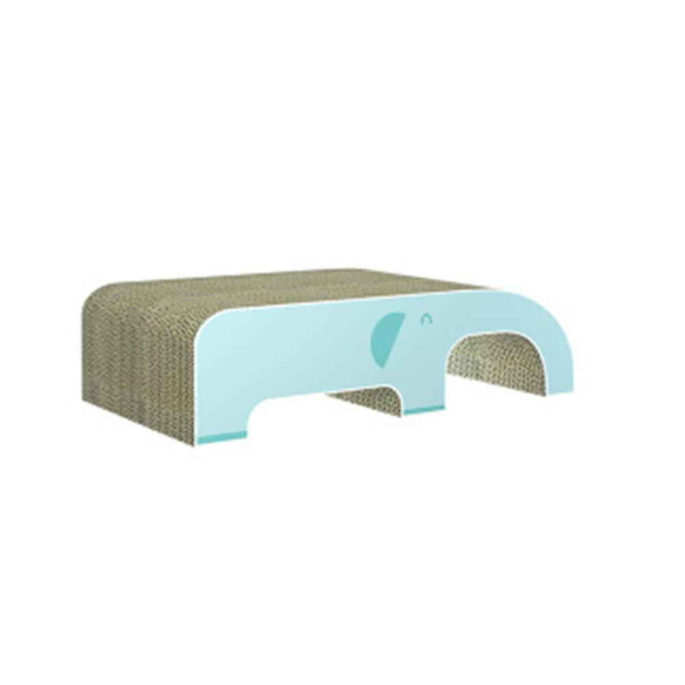 A Cat Scratch Board,Corrugated Paper Sharpener,Elephant Slide,Wearable Cat Toy,Pet Supplies