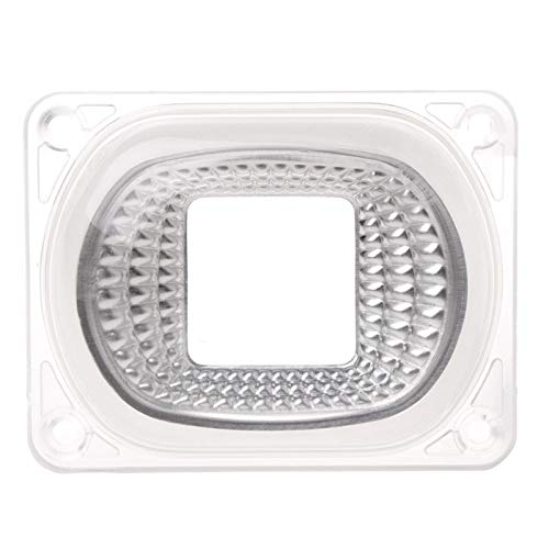 LED Lens Reflector For LED COB Lamps PC lens+Reflector+Silicone Ring Cover shade - Lights Lenses Reflectors