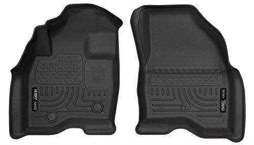 Husky Liners Front Floor Liners Fits 15-18 Explorer (Ford Explorer Carpet Kit)