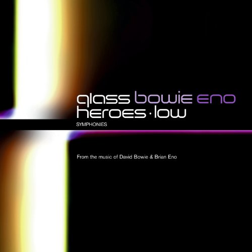 Philip Glass: Low Symphony & Heroes Symphony (2 CDs) (Philips Philips Cd)