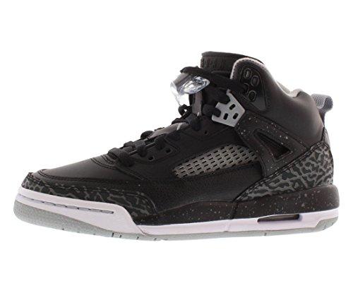 Jordan - BG SPIZIKE - baloncesto - Mid Top - Zapatillas - Negro/Gris