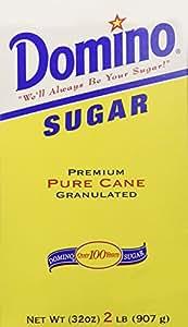 Domino Premium Pure Cane Sugar 2 LB