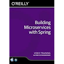 Building Microservices with Spring - Training DVD