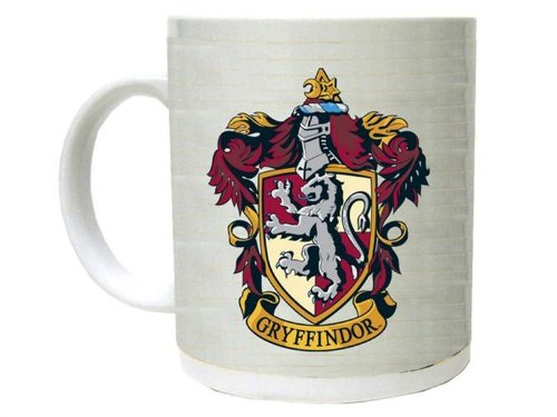 Harry Potter Mug Gryffindor Collectibles