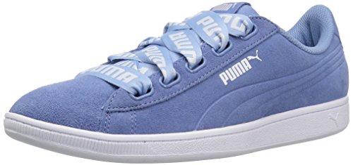 PUMA Women's Vikky Ribbon Bold Sneaker, Allure, 8.5 M US