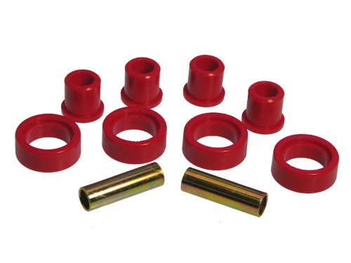 Prothane 6-201 Red Front Control Arm Bushing Kit (Control Front Arm Mustang Bushings)