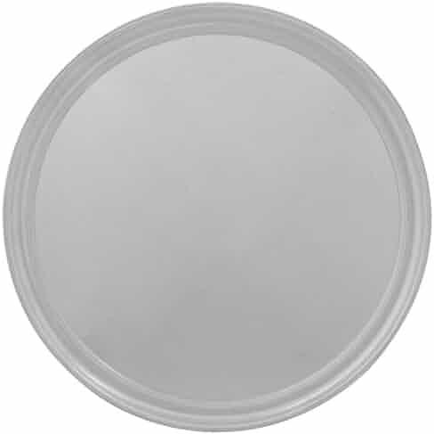 "American Metalcraft (HATP17) 17"" Heavy-Weight Wide Rim Aluminum Pizza Pan"