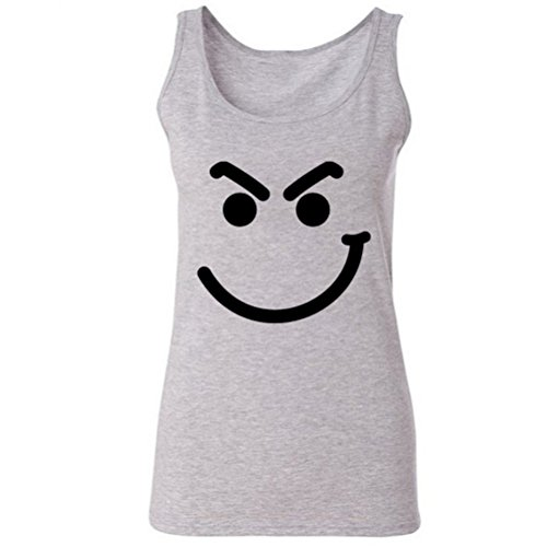 Tank-Home Women's Bon Jovi Have a Nice Day Tank Top (Gray Large) (Kasey Kahne Red T-shirt)