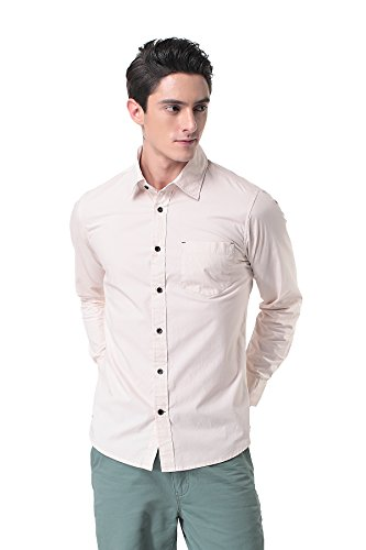 Classico Manica Mens Pau1hami1ton Bianco La Formali Lunga P Per Facile 11 Cura Camicie gIxgBt