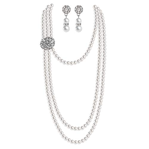 Audrey Hepburn Holly Golightly Breakfast at Tiffanys Costume Jewelry and Accessory Set (H)