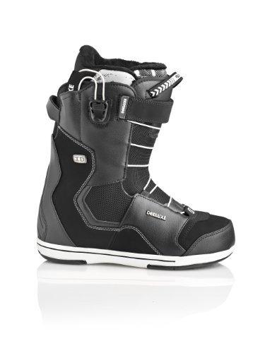 Deeluxe ID 5.2 PF Snowboard Boots 黒 25.5 [並行輸入品]