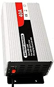 Car Battery Charger 40 amp. 12V automatic, Floating at full charging