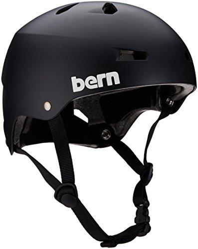 Bern - Summer Team Macon EPS Helmet, Matte Black, XL