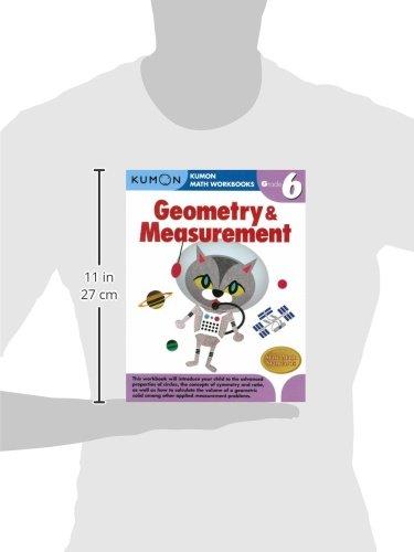 Geometry & Measurement Grade 6 (Kumon Math Workbooks): Kumon ...