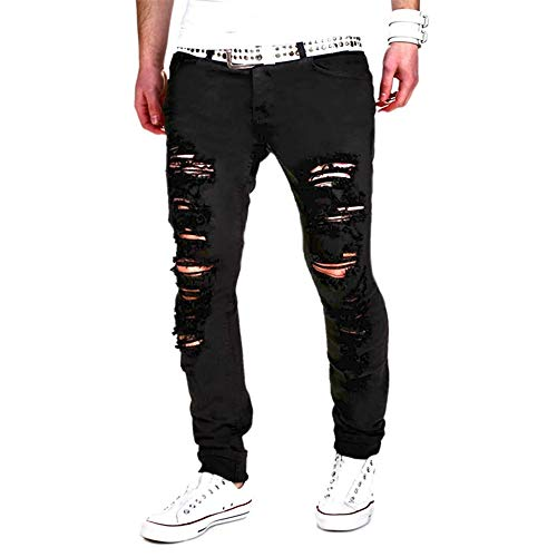 0ccd0014b2c0 Men's Casual Sport Pants Slim Jean Shaded Resistant Trousers Stretch Skinny  Straight Outdoor Plaid Joggers Sweatpants