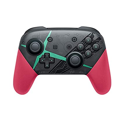 Ocamo NS Switch Pro Splatoon2 Xenoblade Bluetooth Wireless Gamepad Remote Controller Joypad Nintend Switch Game Player Console Joystick Splatoon2 2pcs mhy-RH181025-DZ-16821B0352
