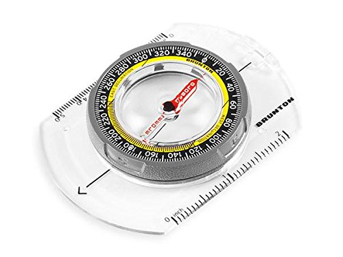 Brunton TruArc 3 - Base Plate Compass