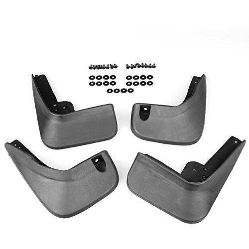 Hot Sale Black Rubber Mud Flaps Splash Guards Fender For Hyundai Elantra MD GLS Sedan 2011-2013