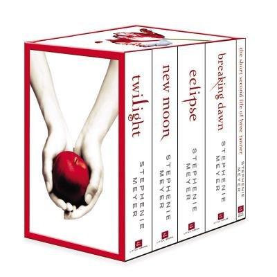 (The Twilight Saga White Collection[BOXED-TWILIGHT SAGA WHITE COLL][Boxed Set])