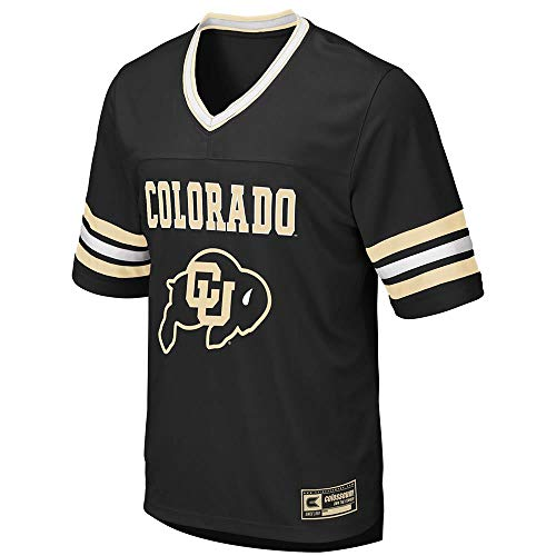 Mens Colorado Buffaloes Football Jersey - 2XL (Colorado Football Jersey)