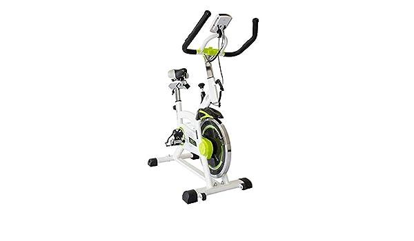 Eurowebb Bicicleta Estática con Monitor de Ritmo cardiaque- Sport ...