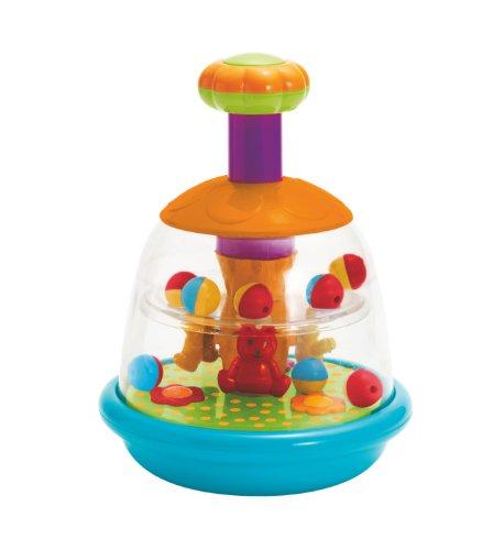 Manhattan Toy Push Spin Carousel