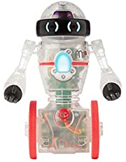 Wow Wee Coder Robot Mip Encoder, Color Negro, Blanco (Wowwee Group 0866)