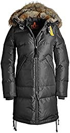 Womens Long Bear Down Jacket
