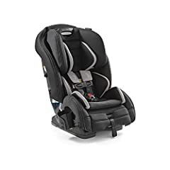 """Take back your back seat with City View Space Saving all-in-one car seat. At only 17.4"""" wide, its narrow design makes room for additional passengers so you're ready for any adventure. This all-in-one seat grows with your child from 5 to 100 l..."""