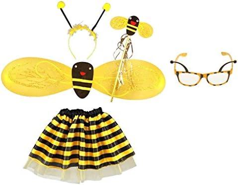 Juego de Disfraces de Halloween para Niñas Niños Abeja Forma Ala ...