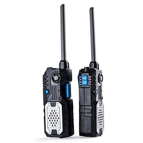 Spy Gear Ninja Walkie Talkies 2 Way Communication Hobby - Equipment Gear Spy