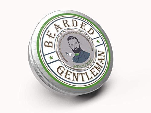 Beard Balm - Lime Mint - Mixologist - 2 oz - All Natural - Handmade