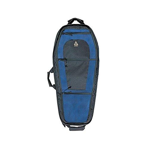 "UTG ABC Sling Pack 34"" Multi-Firearm Case w/Electric Blue"