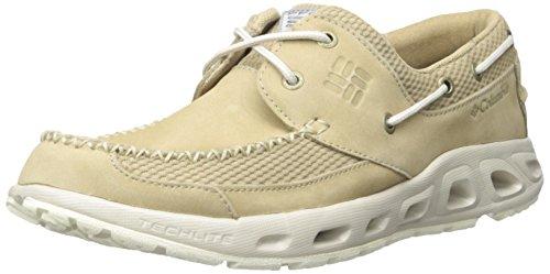 Colombia Heren Boatdrainer Ii Pfg Mode Bootschoenen Britse Tan / Steen