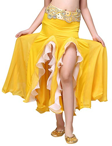 Ventre Jaune Douce Jupe Femme du Legou Poisson de Danse Queue qYqaZPxz